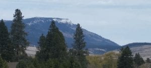 Mount Emily - La Grande, Oregon