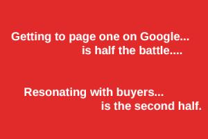 SEO First on Google